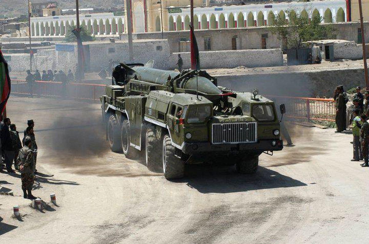 طالبان مدعی کشف موشکهای بالستیک در پنجشیر شد