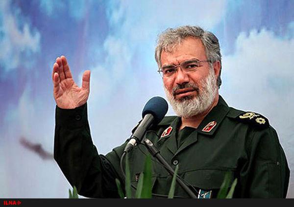 سردار فدوی: جنگ نرم رسانهای مکمل پازل جنگ اقتصادی دشمن است