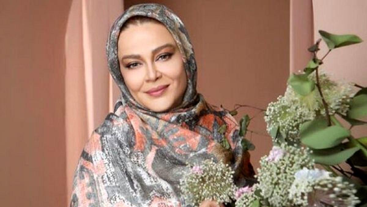 گریه بهاره رهنما برای ازدواج همسر سابق اش +ویدئو