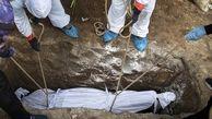 استفاده از تابوت برای دفن اموات کرونایی ممنوع شد