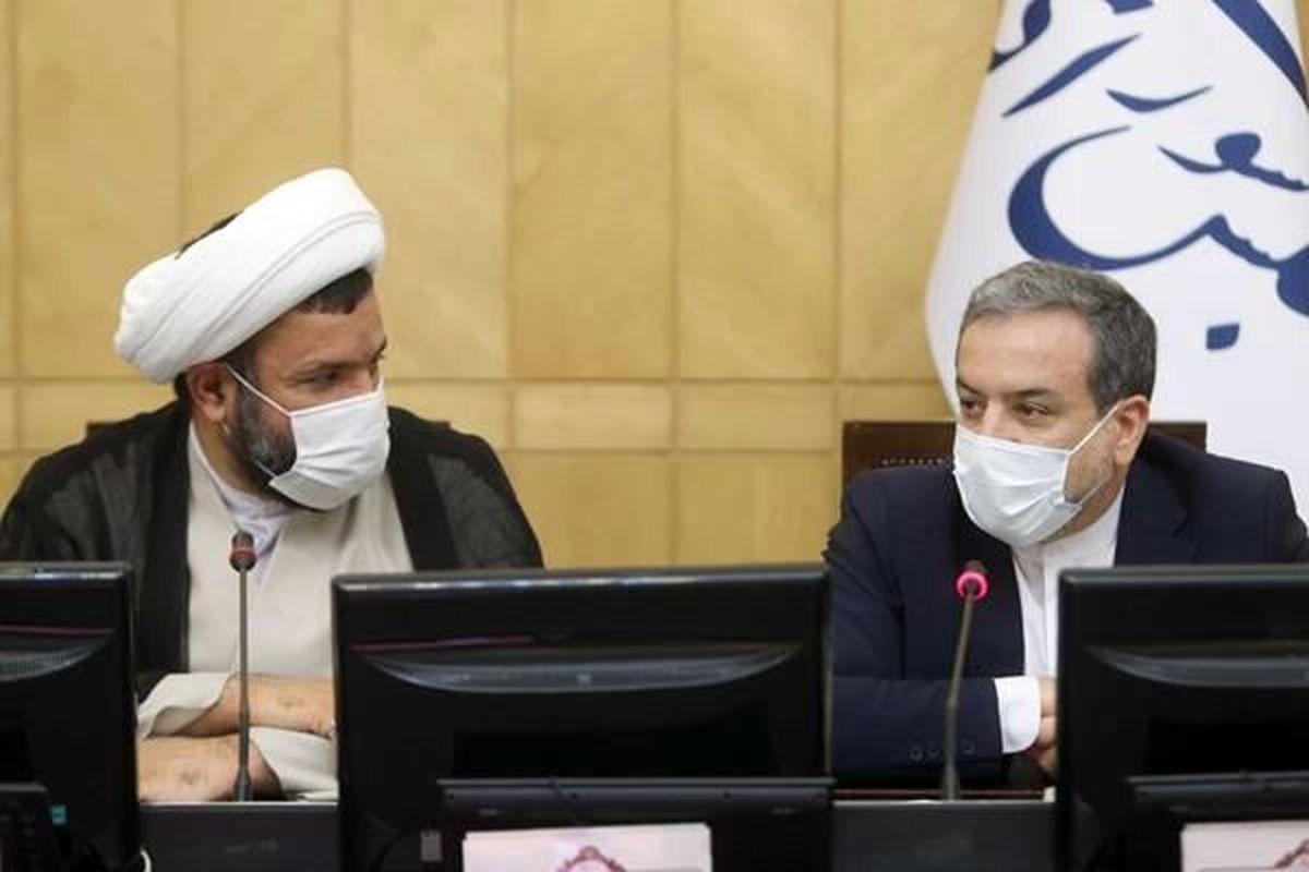 جزئیات نشست فراکسیون مستقلین ولایی با حضور عراقچی
