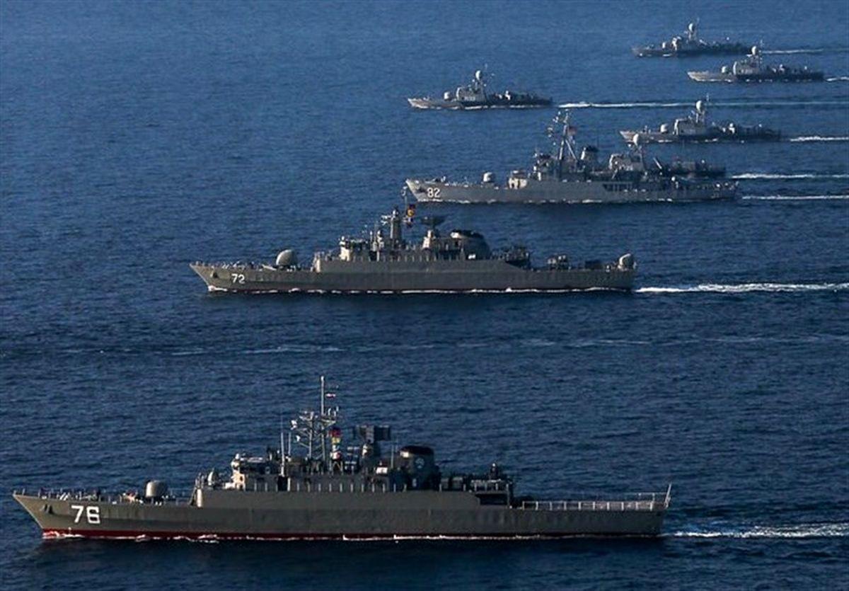 اشاره ی دریادار ایرانی به توانایی های نیروی دریایی ارتش