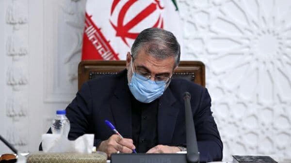 رییس دفتر رییسجمهوری درگذشت سرلشکر فیروزآبادی را تسلیت گفت