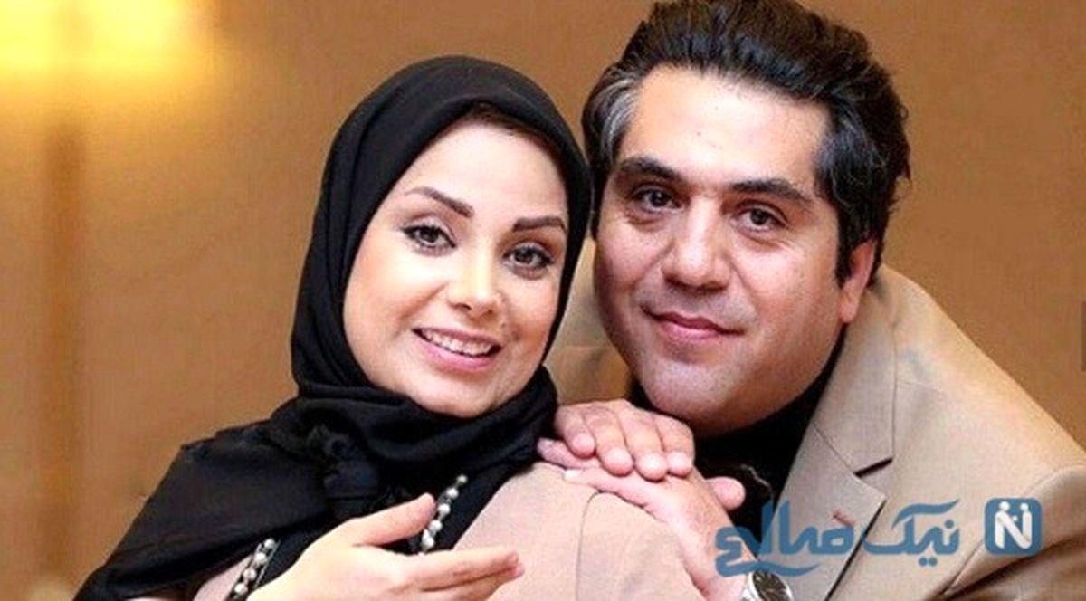 علت طلاق صبا راد از همسر اولش چه بود؟ +عکس دیده نشده صباراد