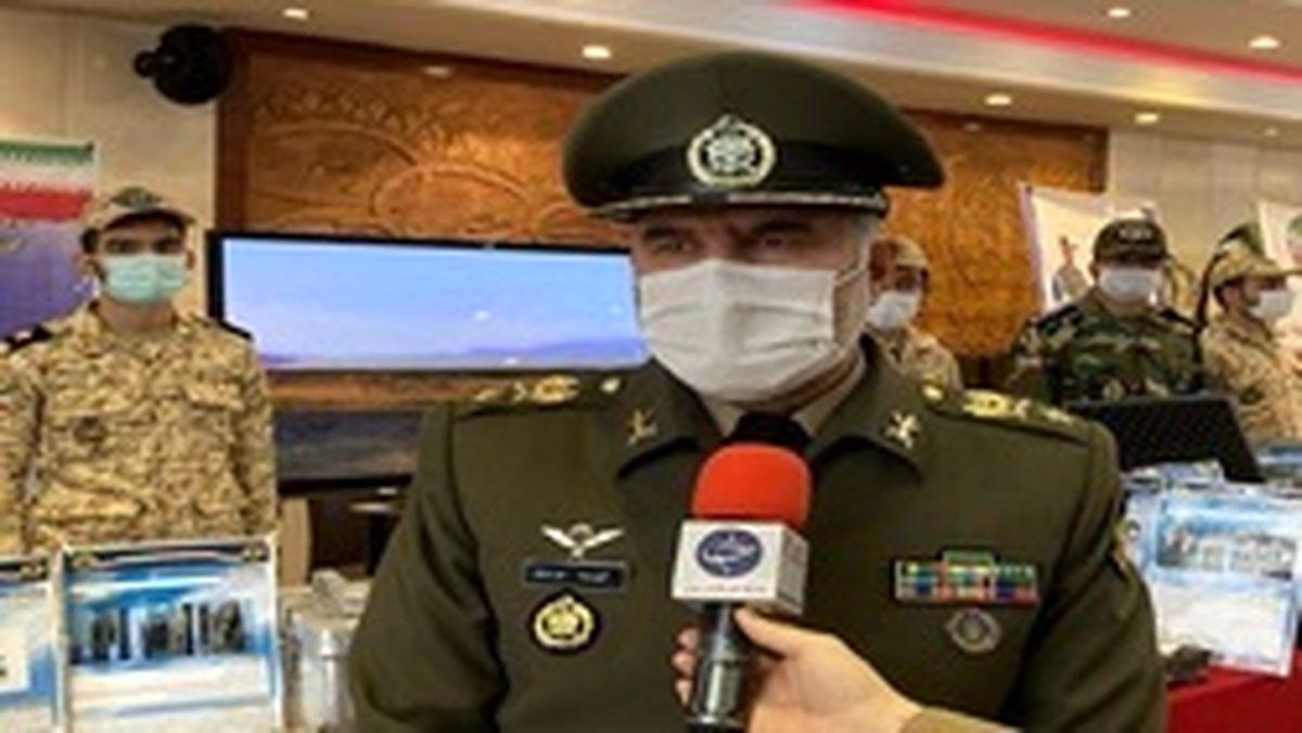 تجهیزات و تسلیحات نیروی زمینی ارتش هوشمند میشوند