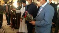 وزیر کشور به مقام شامخ شهدای یاسوج ادای احترام کرد