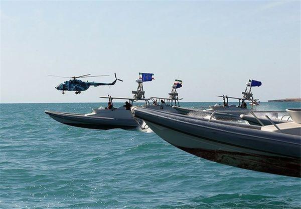 نیروی دریایی آمریکا،قایق های تندرو سپاه را تهدید کرد+بیانیه