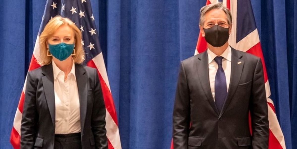 انگلیس و آمریکا: ایران فوراً اتباع ما را آزاد کند و به مذاکرات وین برگردد