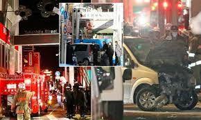 8 زخمی در حمله تروریستی به جشن سال نو در ژاپن