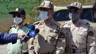 گزارش جانشین فرمانده ناجا از امنیت مرزها