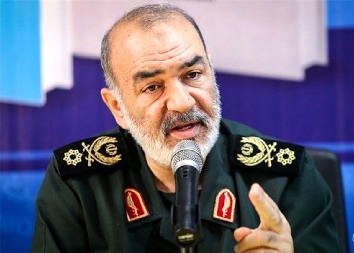 فرمانده کل سپاه ارتحال علامه حسنزاده آملی را تسلیت گفت