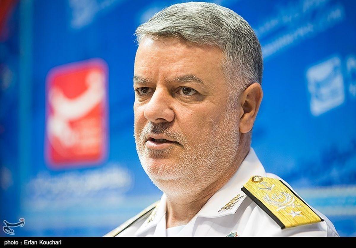 تصمیم نیروی دریایی ایران برای توان رزمی در شمال و جنوب