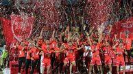 گزارش تصویری: باشگاه پرسپولیس و قرارداد جدید با شرکت آتیهداده پرداز