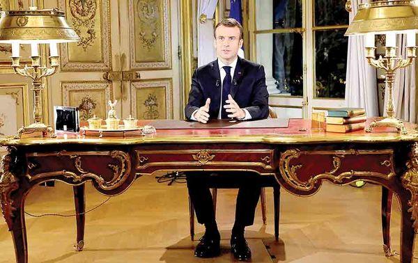 آیا مکرون میتواند رهبر دوفاکتوی سیاست خارجی اروپا باشد؟