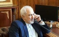 ظریف در گفت و گوی تلفنی با لبنان:ایران آماده کمک به لبنان