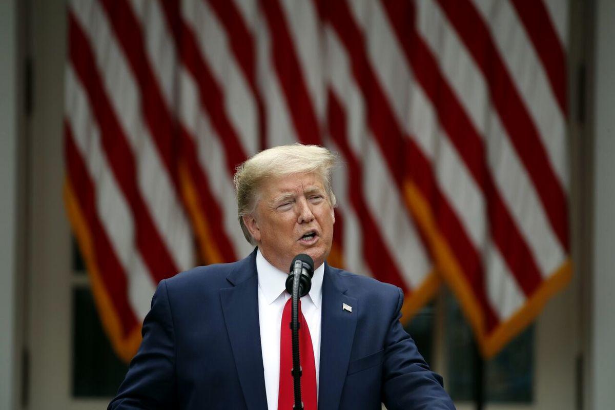 سیگنالهای ترامپ برای بازگشت به سیاست