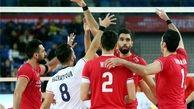 رقبای والیبال ایران در المپیک مشخص شدند/ همگروهی با لهستان و ایتالیا
