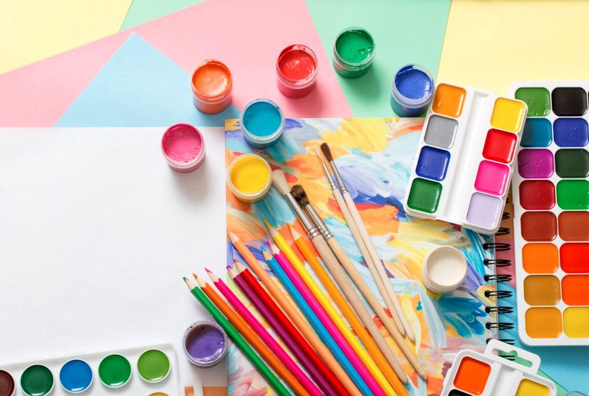 راهنمای خرید لوازم هنری و نقاشی برای بچهها
