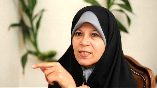 فائزه هاشمی: برخی فعالان زن اصلاحطلب مثل ملانصرالدین رفتار میکنند