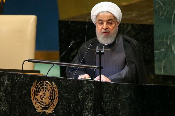 ببینید/ سخنرانی رئیسجمهور در سازمان ملل