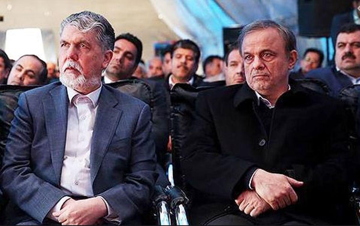 حکم جدید رئیس جمهور برای وزرای ارشاد و صمت
