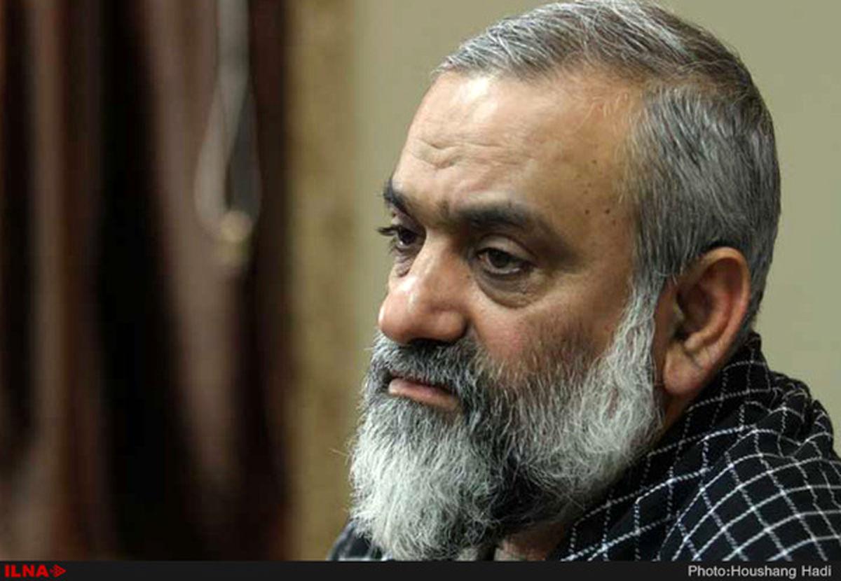 سردار نقدی: ارتشی بزرگ و پراکنده در سراسر دنیا با ما همکاری دارد که قابل شناسایی نیست