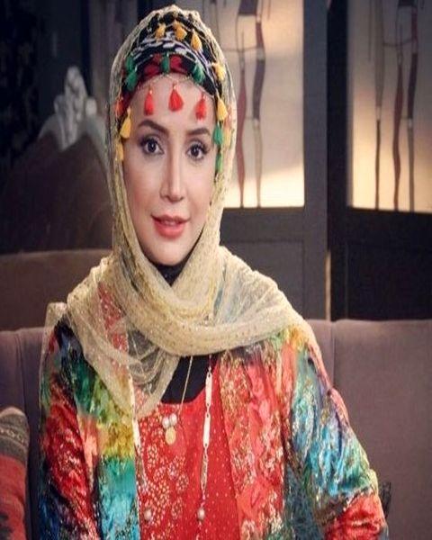 عکس جدید شبنم قلی خانی با لباس محلی