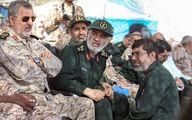 پیام تبریک فرماندهان سپاه به سرلشکر سلامی