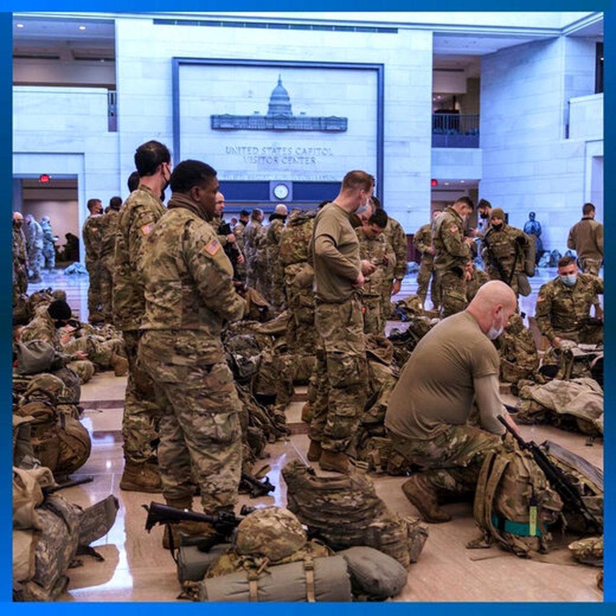 انگلیس نیروی نظامی به خاورمیانه اعزام میکند
