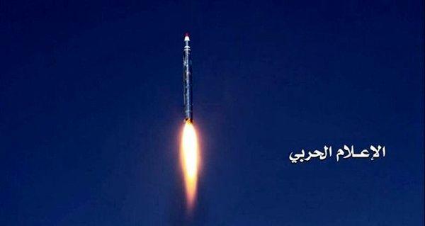 شلیک موشک بالستیک انصارالله یمن به پایگاه نجران عربستان