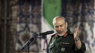 سرلشکر صفوی خطاب به آمریکاییها: ملتهای منطقه شما را بیرون خواهند کرد