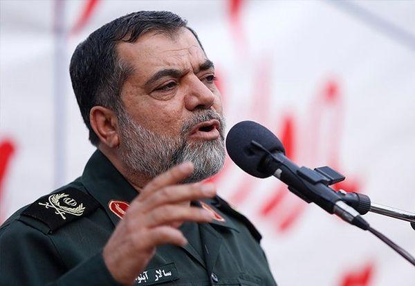 سردار آبنوش:صد سال است دشمنان به دنبال نابودی نسل ایرانی هستند