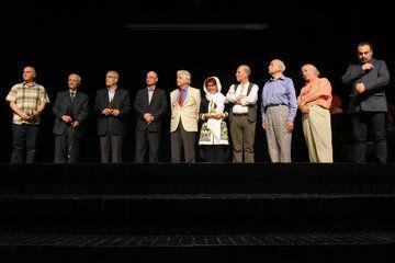 گزارش تصویری/ مراسم بزرگداشت نقش ارمنیان در تئاتر ایران