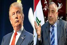 دستور مهم عادل عبدالمهدی: ائتلاف آمریکایی از عراق خارج میشود