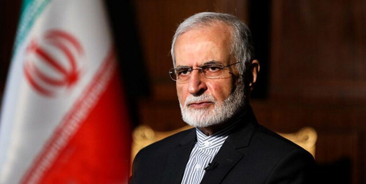 توضیحات خرازی درباره عدم انتشار سند همکاری جامع ایران و چین