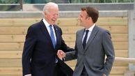 پیش قدمی آمریکا برای آشتی با فرانسه؛ دلخوری مکرون رفع می شود؟