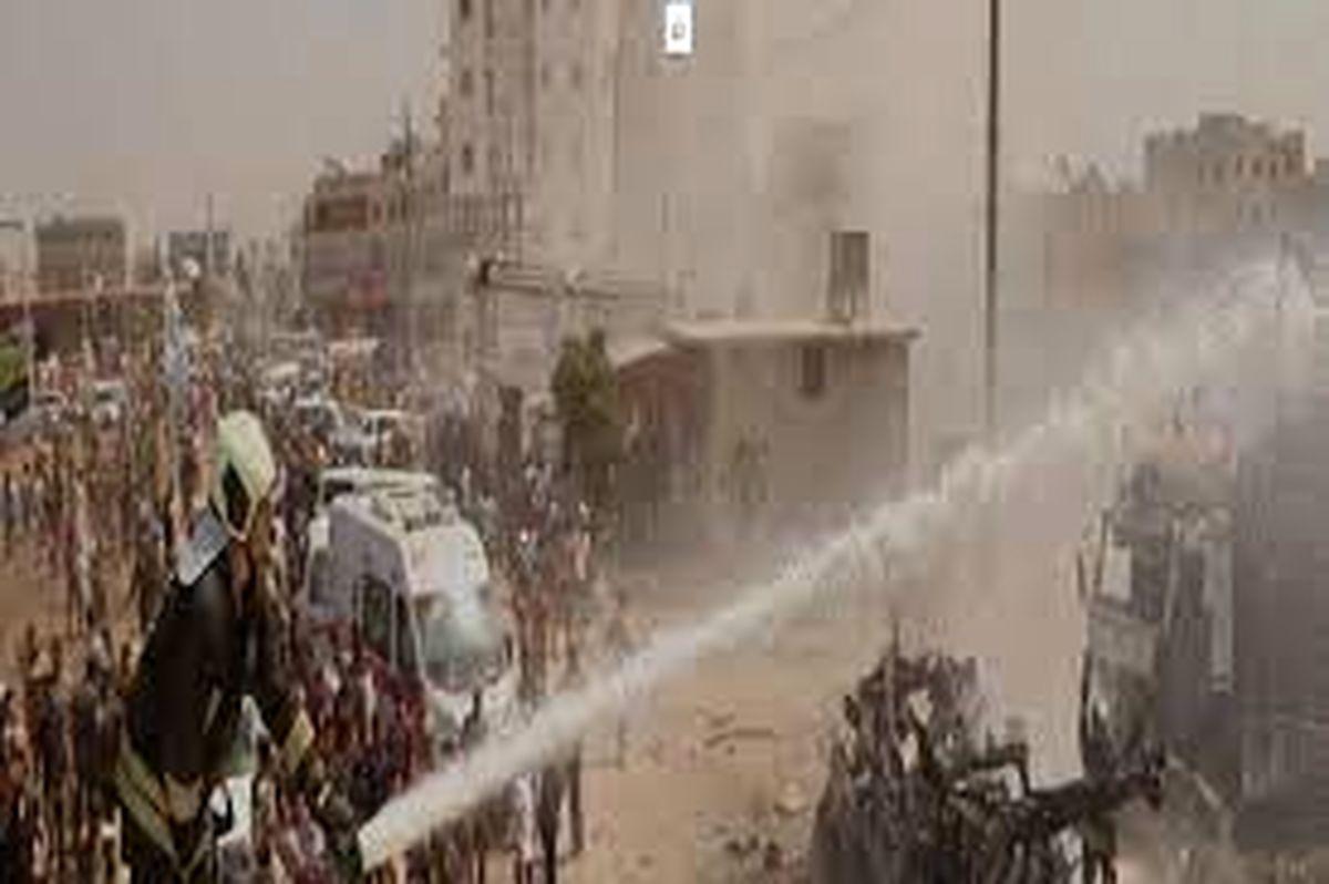 انفجار خودرو بمب گذاری شده در اعزاز سوریه