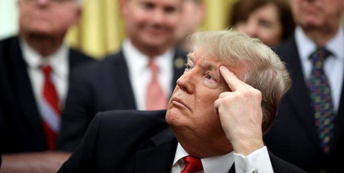 نخستین واکنش ترامپ پس از تصویب طرح استیضاح
