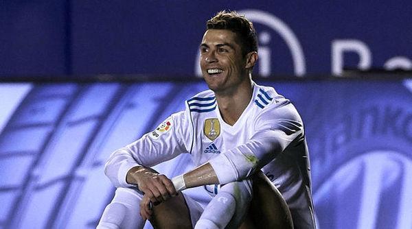 رونالدو، غایب بزرگ دیدار رئال مادرید و لگانس