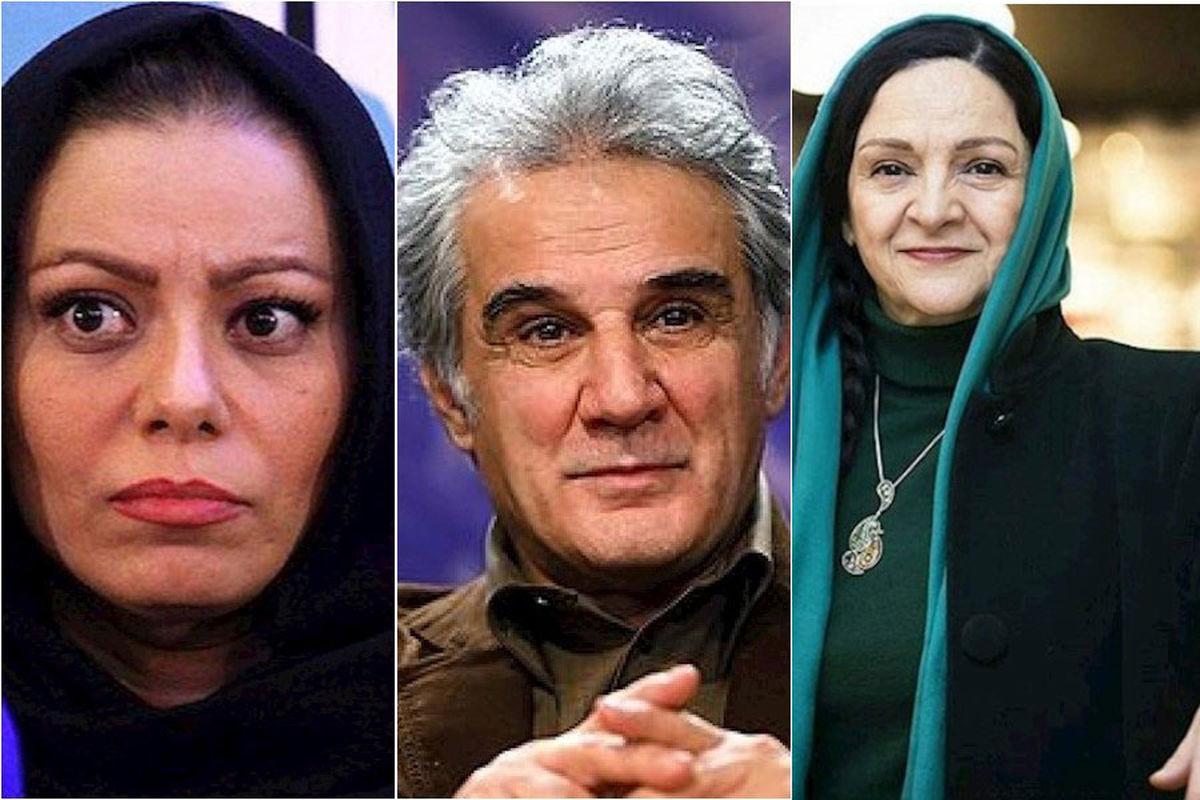 ست لباس عاشقانه مهدی هاشمی و همسر جدیدش +تصاویر دو نفره