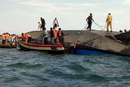 44 نفر در دریاچه ویکتوریا غرق شدند