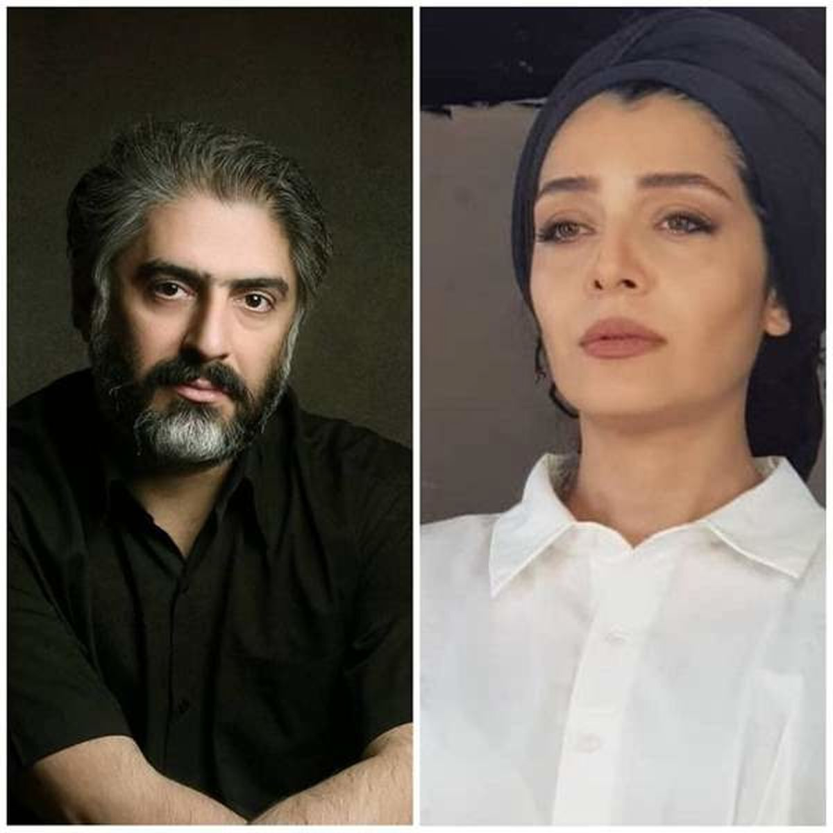 علت بازداشت شوهر ساره بیات فاش شد +تصاویر جنجالی