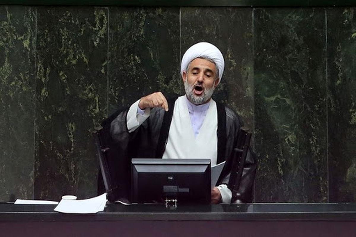 ذوالنور: به حضرت عباس هیچ کس در این مجلس مخالف برداشتن تحریم نیست