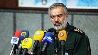 وضعیت مرزهای ایران و افغانستان از زبان جانشین فرمانده سپاه