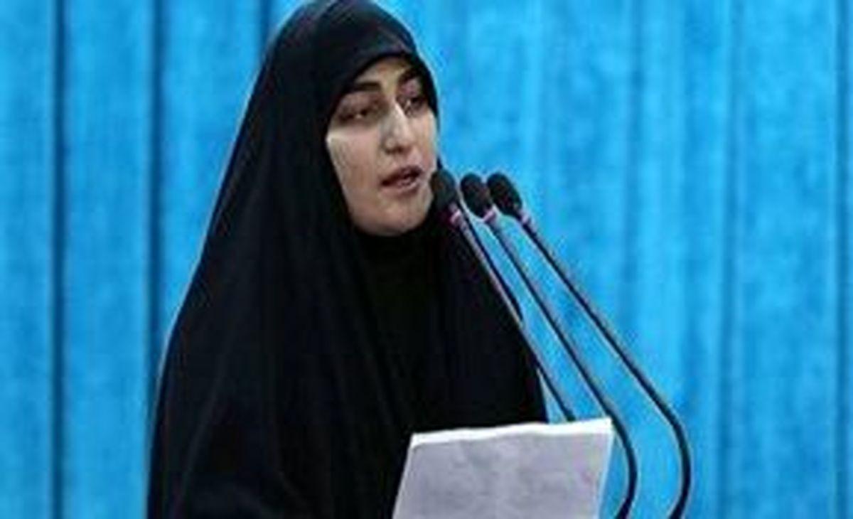 جدیدترین کنایه زینب سلیمانی به محمد جواد ظریف