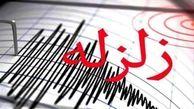 زلزله شدید و هولناک لحظاتی پیش رخ داد | زلزله خوزستان را لرزاند