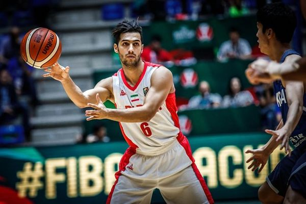 برتری تیم بسکتبال پتروشیمی برابر نماینده چین