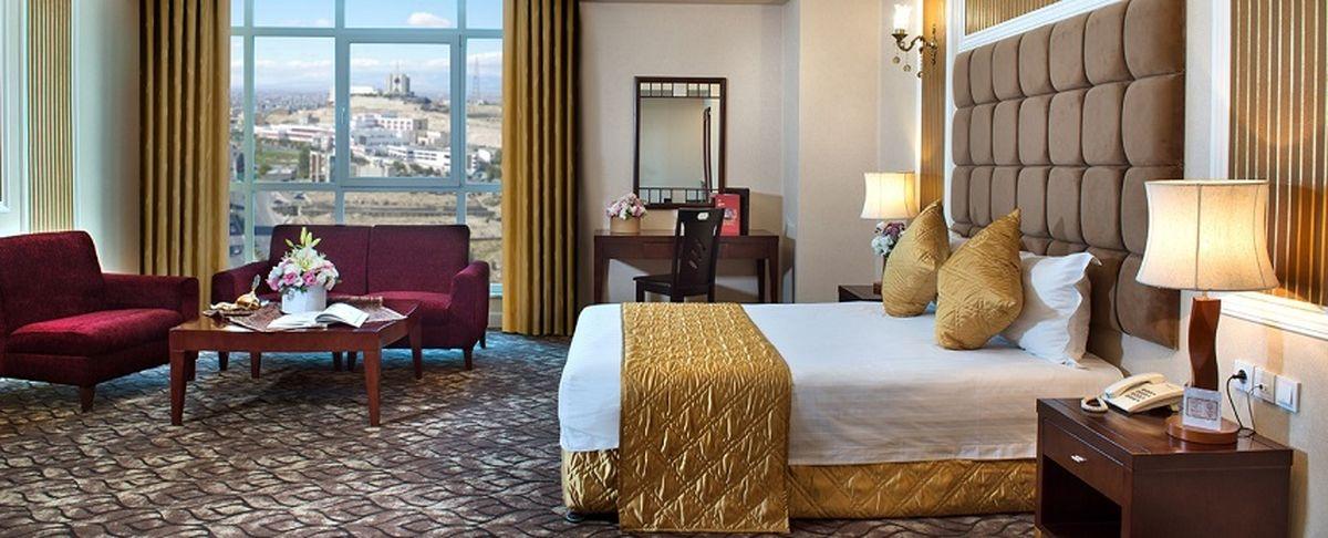 هتل های تبریز و قیمت آن ها
