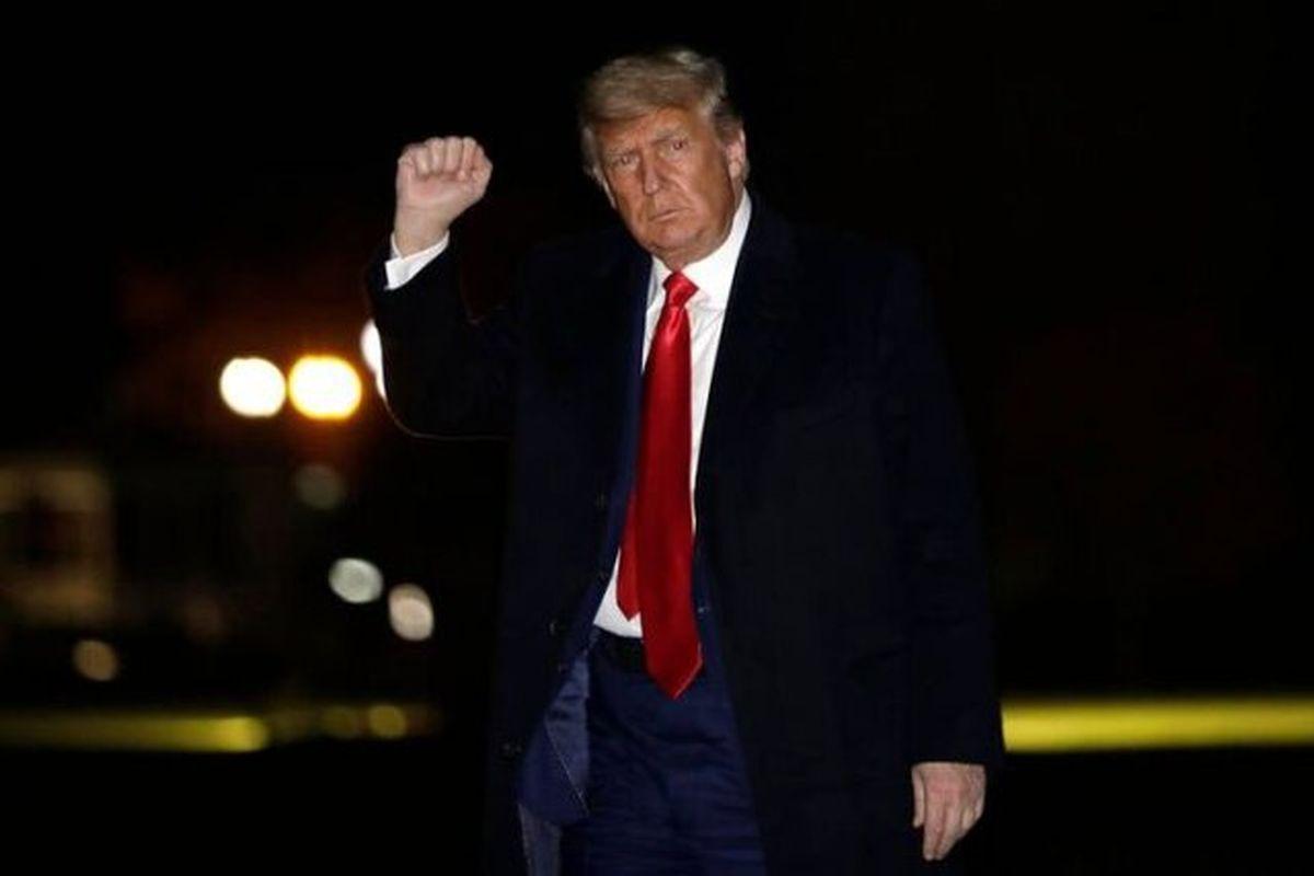 یک شکست دیگر برای دونالد ترامپ