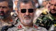هشدار فرمانده نیروی زمینی سپاه به اقلیم شمال عراق